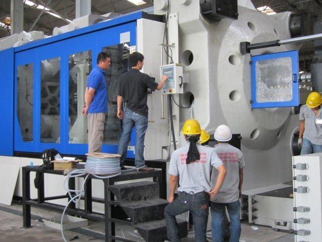 รับติดตั้ง เครื่องจักรขนาดใหญ่ ในเขตชลบุรี โดยทีมงานติดตั้งเครื่องจักรมืออาชีพ